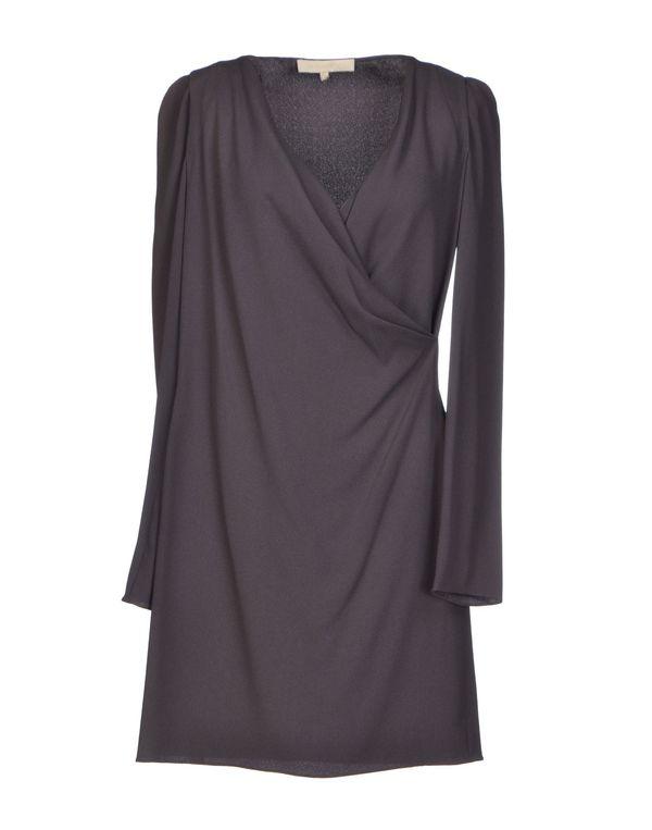 铅灰色 VANESSA BRUNO 短款连衣裙