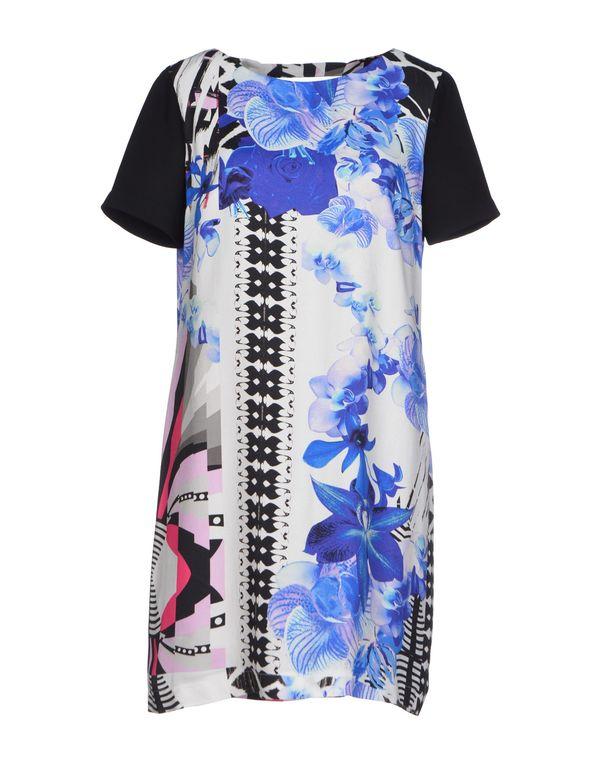 蓝色 PINKO 短款连衣裙