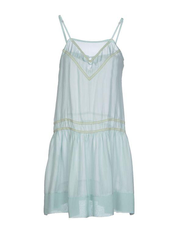 浅绿色 ALYSI 短款连衣裙