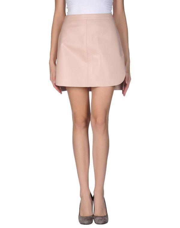 粉红色 VERO MODA 超短裙