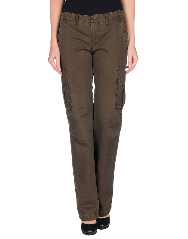 深棕色 TIMBERLAND 裤装