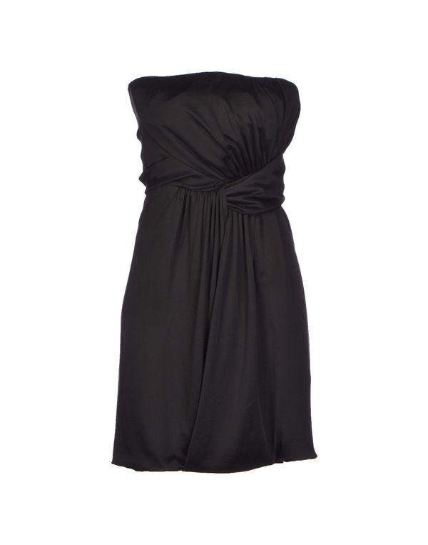 黑色 JASMINE DI MILO 短款连衣裙