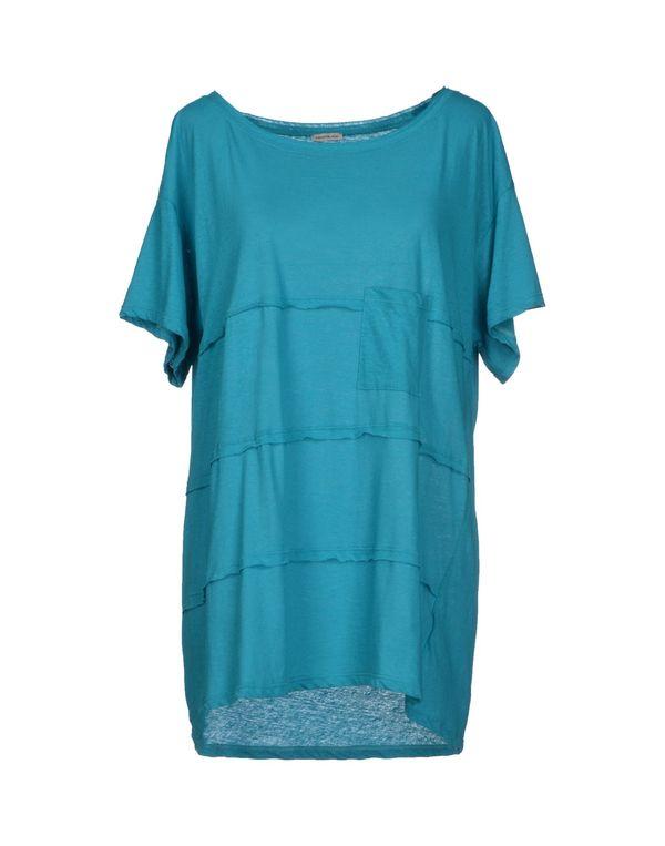 蓝绿色 PENNYBLACK T-shirt