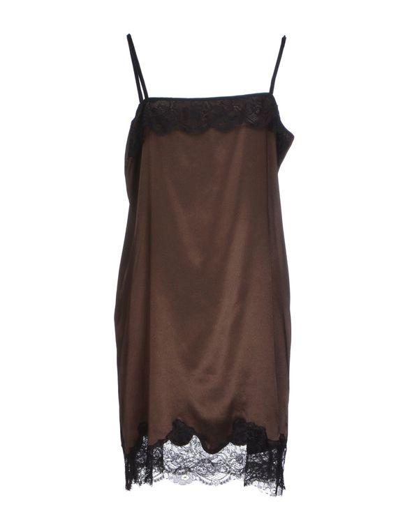 深棕色 ALMERIA 衬裙