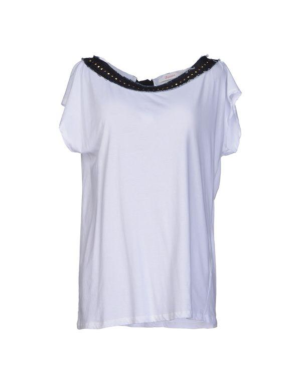 白色 JUCCA T-shirt