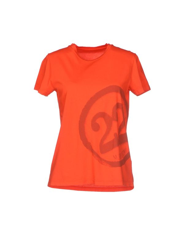 红色 M.GRIFONI DENIM T-shirt