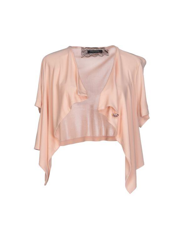 粉红色 PATRIZIA PEPE SERA 短套衫