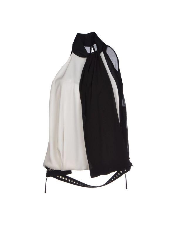 黑色 COSTUME NATIONAL 上衣