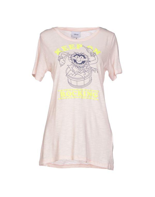 浅粉色 VINTAGE 55 T-shirt