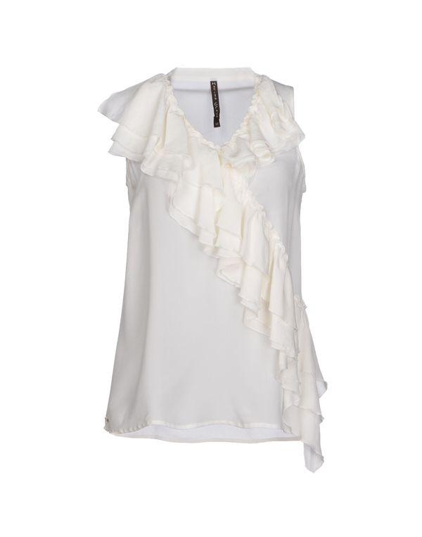 白色 MANILA GRACE 上衣