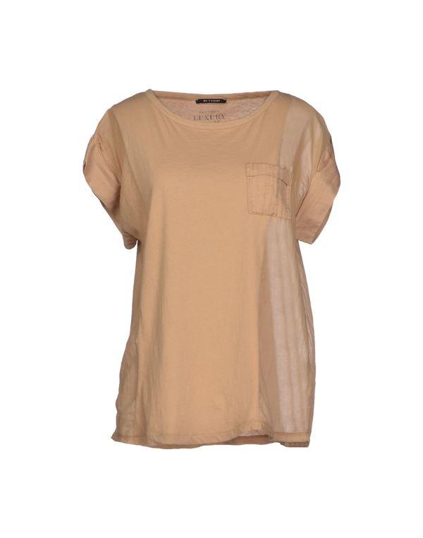 沙色 VINTAGE 55 T-shirt