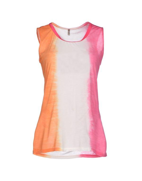 橙色 AVIÙ T-shirt
