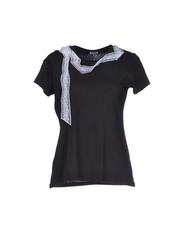 黑色 ALEXIS MABILLE T-shirt