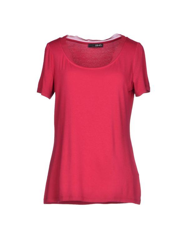 石榴红 LIU •JO T-shirt