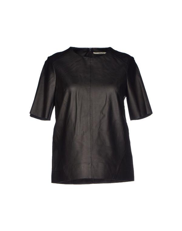 黑色 J BRAND 女士衬衫