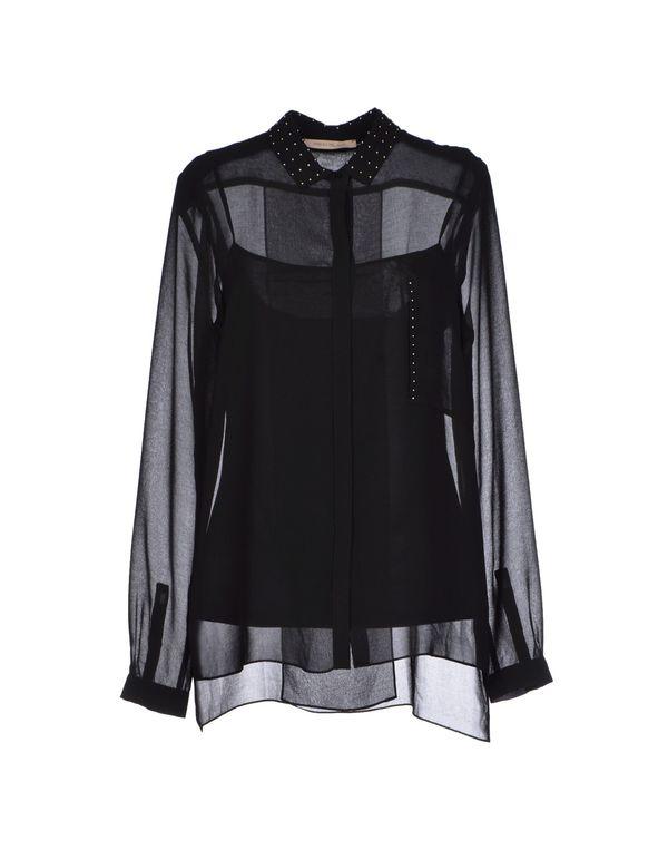 黑色 PENNYBLACK Shirt