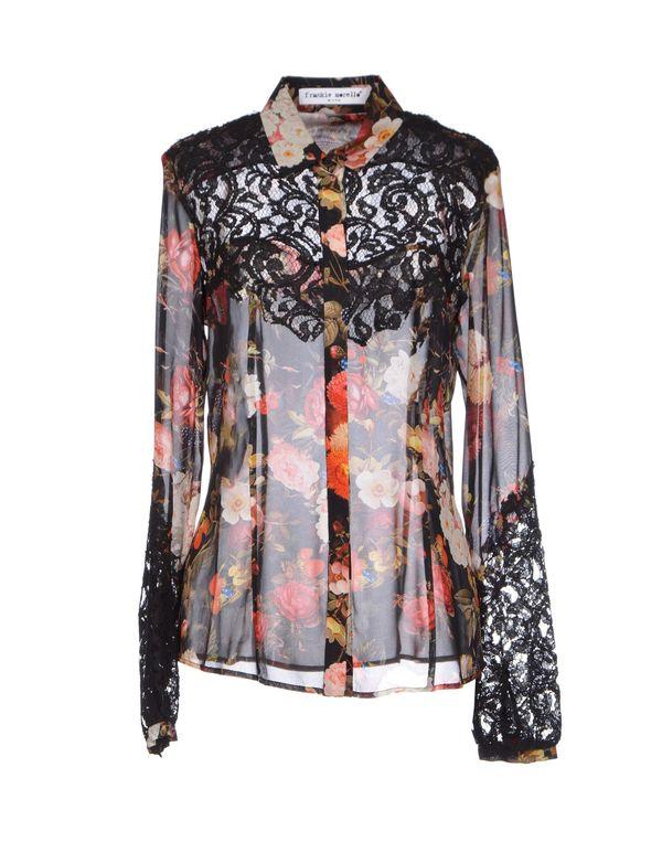 黑色 FRANKIE MORELLO Shirt