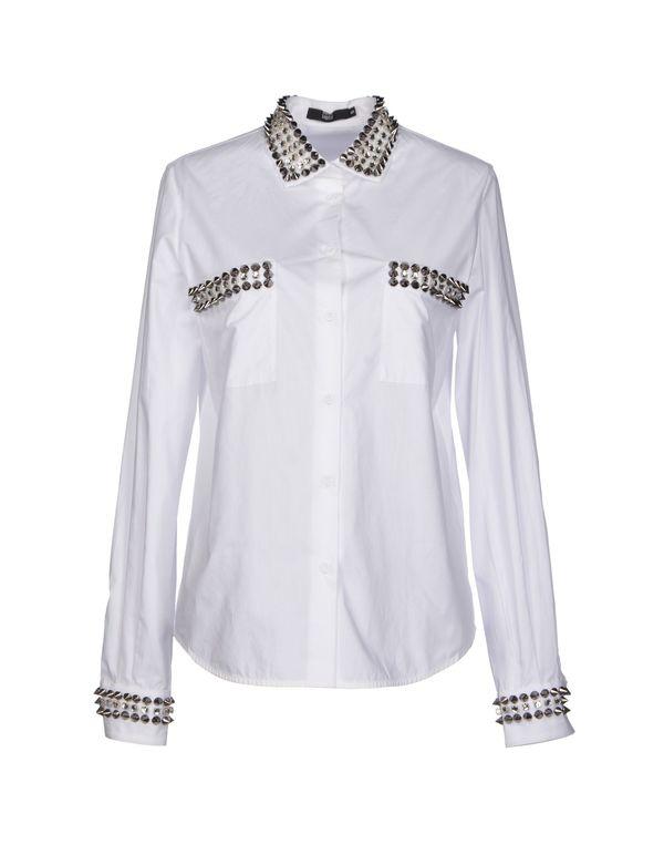 白色 MARKUS LUPFER Shirt