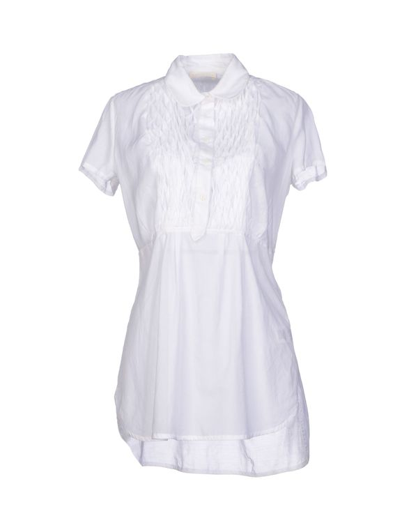 白色 SCERVINO STREET 女士衬衫