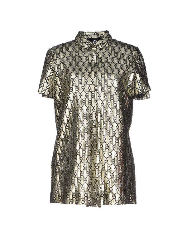 铂金色 MARCO DE VINCENZO Shirt