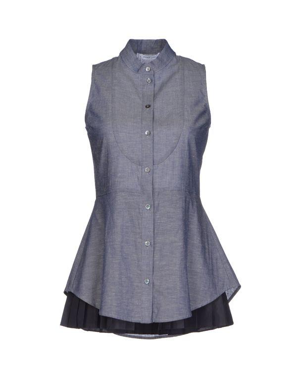 蓝色 10 CROSBY DEREK LAM Shirt