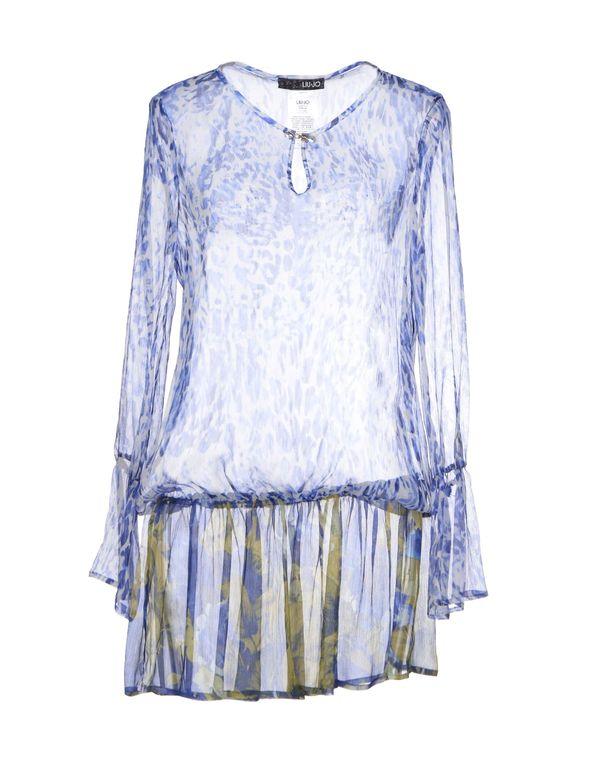 蓝色 LIU •JO 女士衬衫