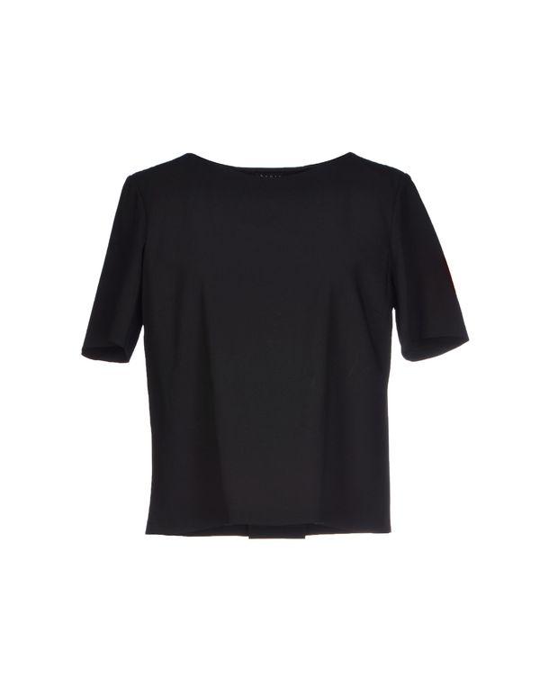 黑色 THEORY 女士衬衫