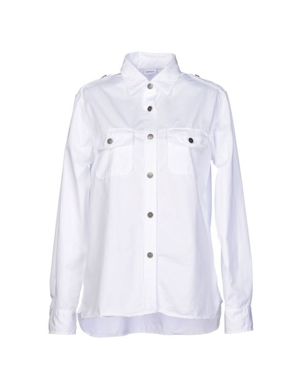 白色 ASPESI Shirt