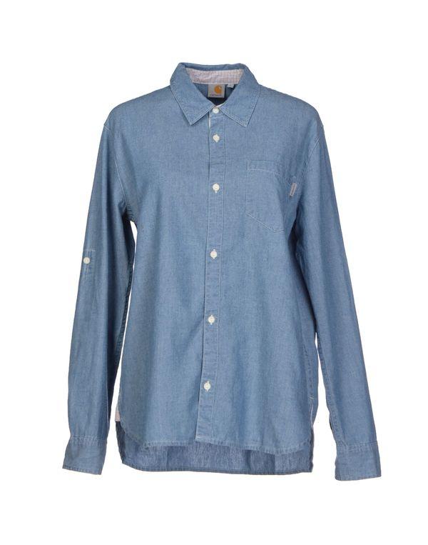 蓝色 CARHARTT Shirt