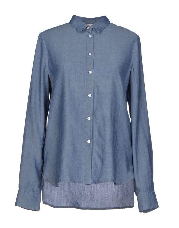 石青色 SESSUN Shirt