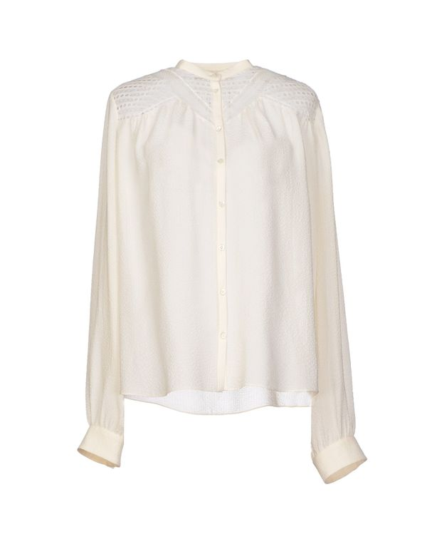 象牙白 VANESSA BRUNO Shirt