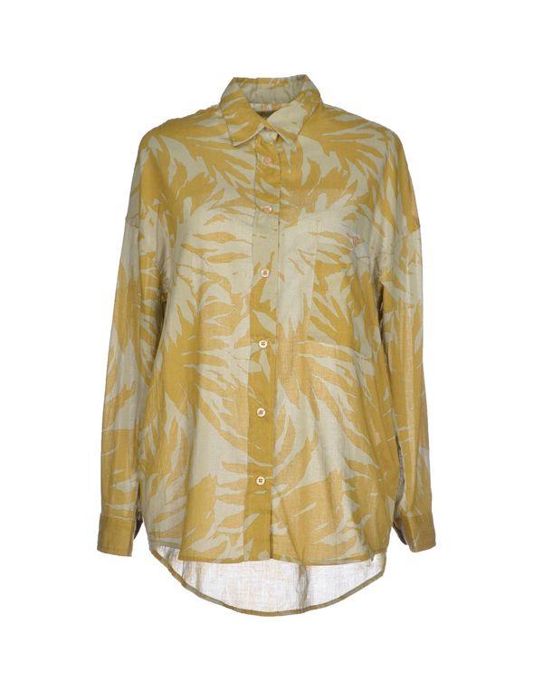 军绿色 EDWIN Shirt
