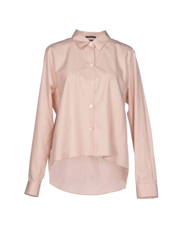 浅粉色 THEORY Shirt