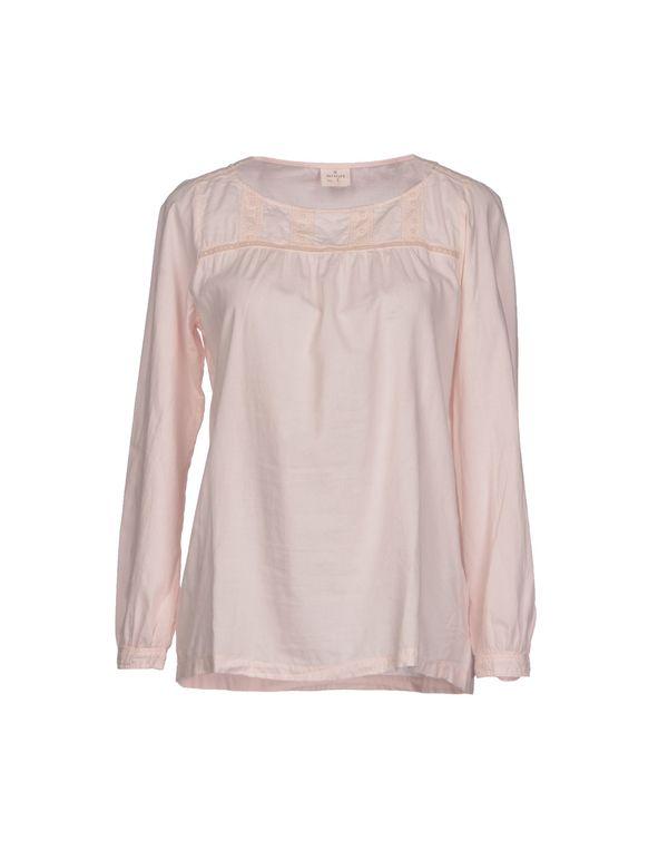 浅粉色 HARTFORD 女士衬衫