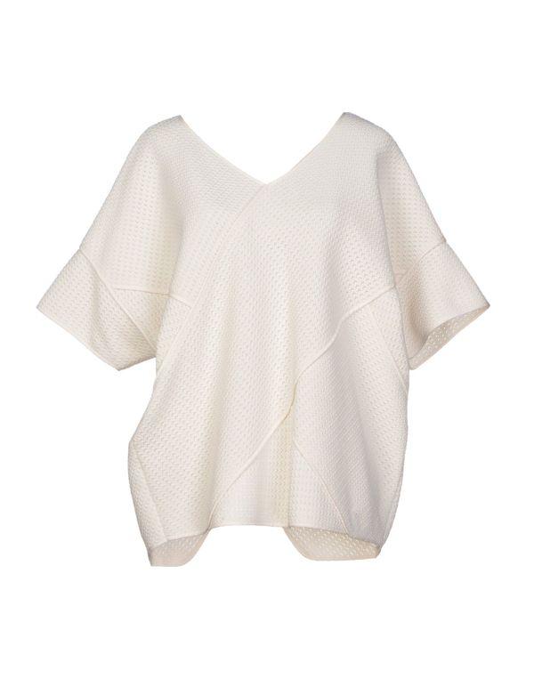 白色 10 CROSBY DEREK LAM 套衫
