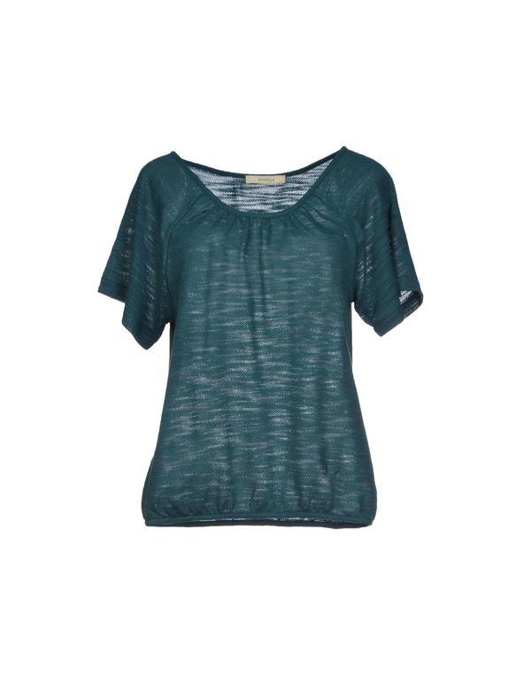 孔雀绿 SESSUN 套衫