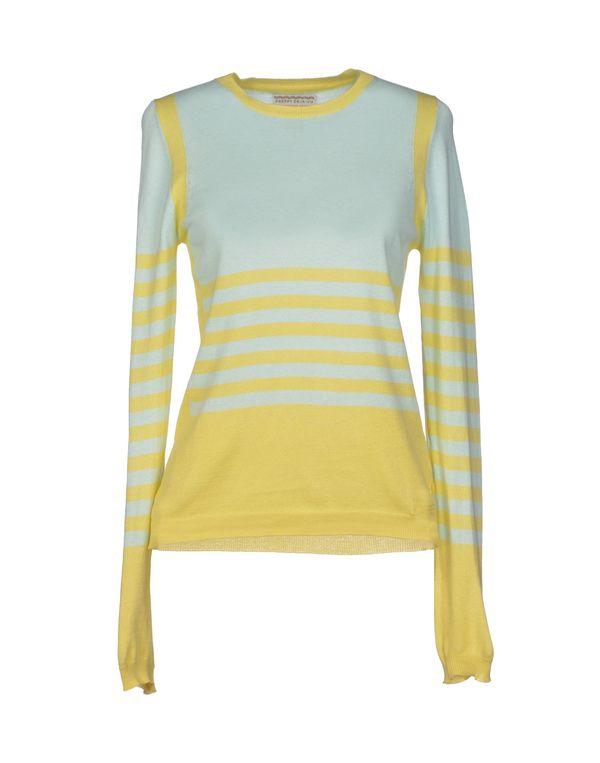 黄色 VINTAGE 55 套衫