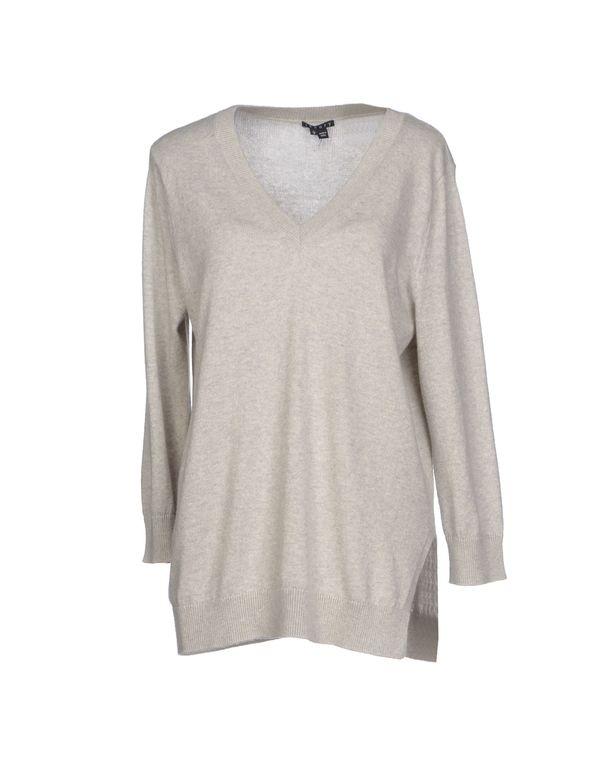 淡灰色 THEORY 套衫