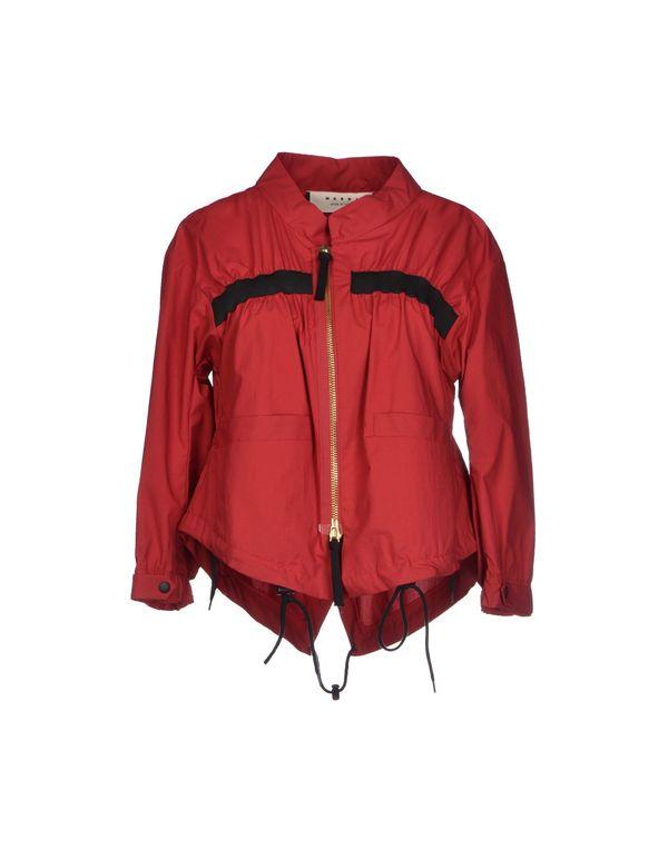 红色 MARNI 夹克