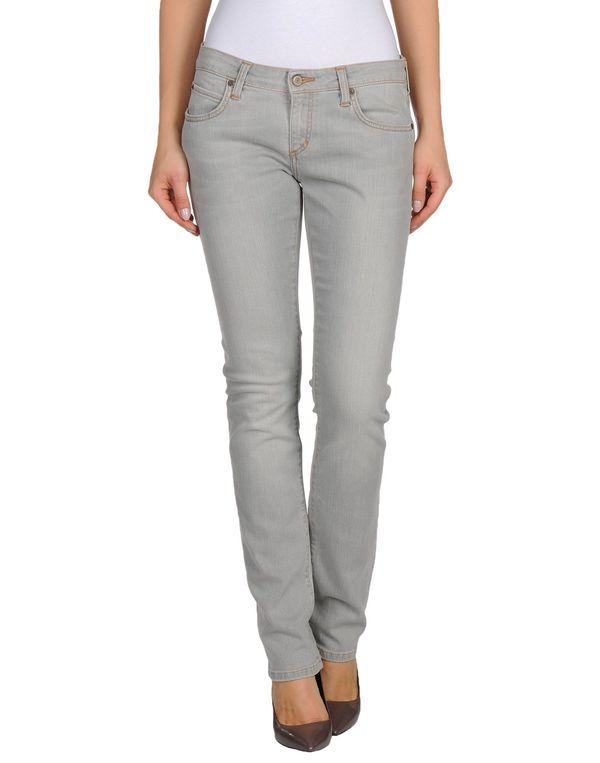 灰色 EDWIN 牛仔裤