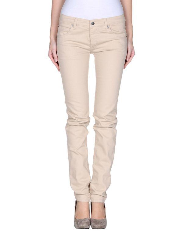 米色 CHEAP MONDAY 牛仔裤