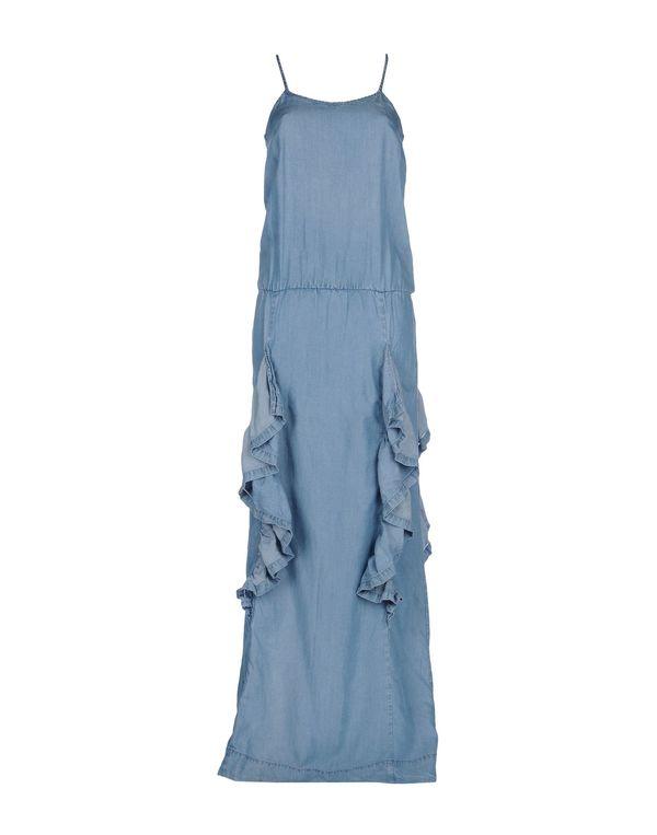 蓝色 PATRIZIA PEPE 长款连衣裙