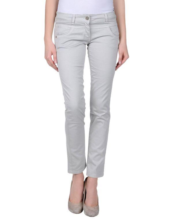 淡灰色 ALYSI 裤装