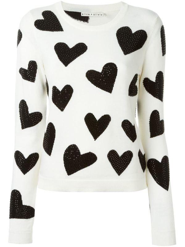 ALICE+OLIVIA 'Carey' sweater