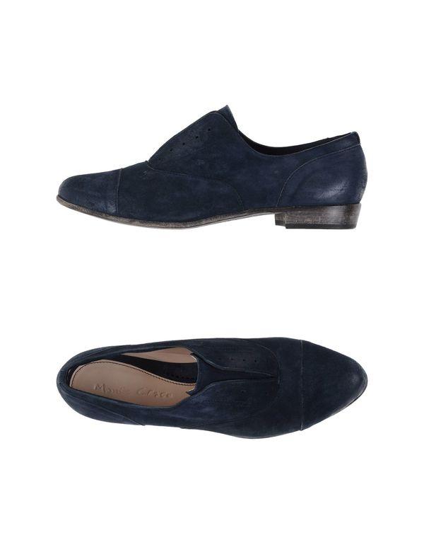 深藏青 MANILA GRACE 船鞋