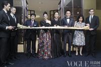 那英亮相Claire Man中国首间珠宝艺廊开幕盛典