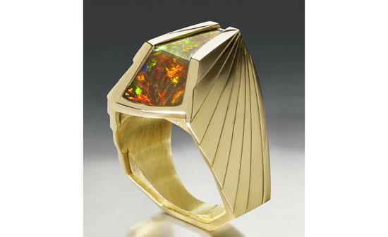 独立珠宝设计师 每一件作品都有背后故事…(图)