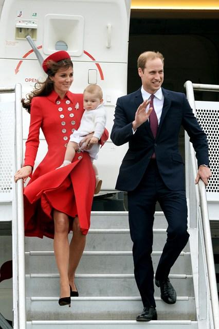 剑桥公爵夫人 二胎预产期确认