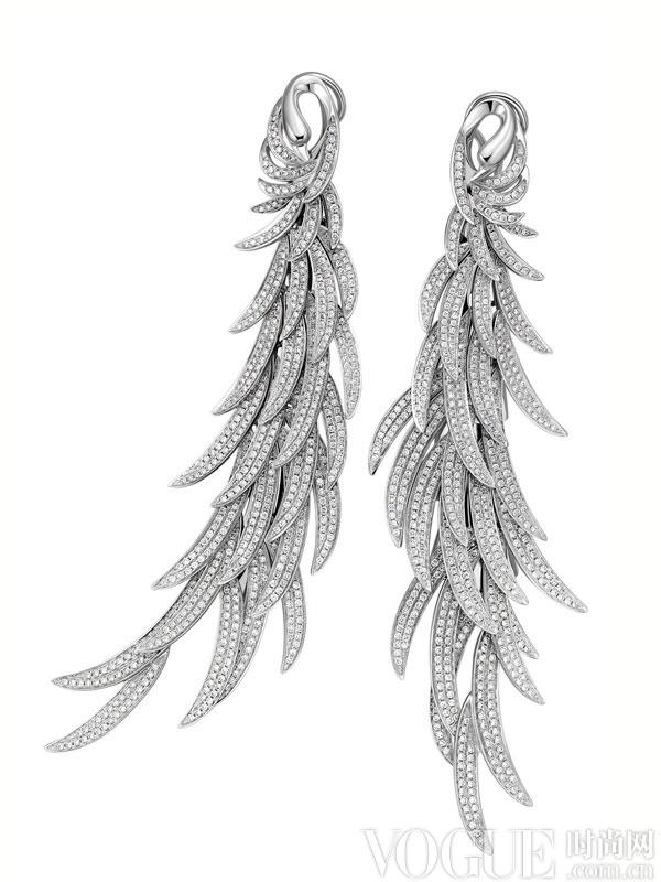 比利时珠宝品牌DERAIN BY WOLFERS推出天鹅系列珠宝