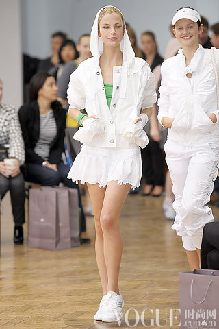 Adidas by Stella McCartney2009春夏时装秀